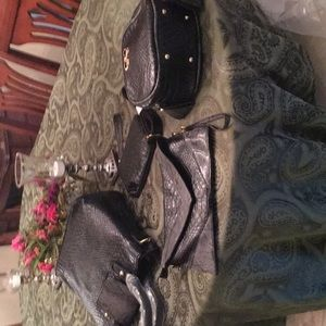 Handbags - Set of  4 Purses